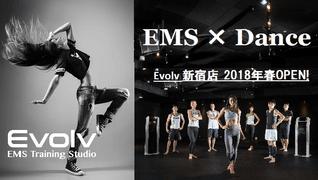 Evolv 新宿店(レセプション)