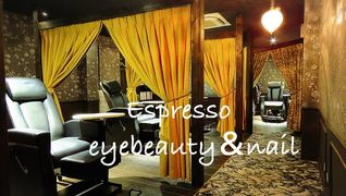 Espresso eyebeauty&nail
