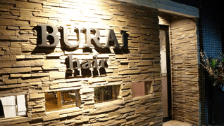 BURAI hair
