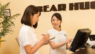 ベアハグ 赤坂本店・赤坂見附店・六本木店【夜勤募集】