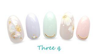 Three q Nail Salon (スリークネイルサロン) 銀座本店