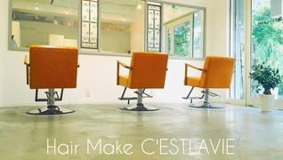 HairMakeC'ESTLAVIE