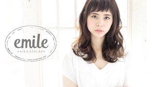 emile hair & eyelash