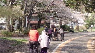 ウルルウォーキングリハ駒沢公園
