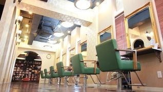 ◆hair lounge KRONE-クローネ-(浦和駅新北口徒歩0分)