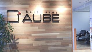 AUBE hair acne 長岡京店