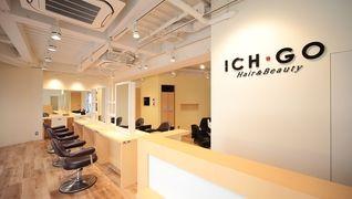 美容室ICH・GO(イチゴ)下赤塚店