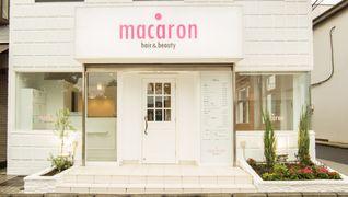 hair&beauty macaron(ヘアアンドビューティマカロン)