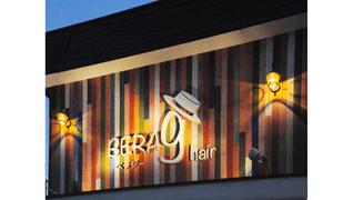 BERAg hair