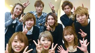 alpha hair salon九大学研都市店
