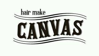 Hair make canvas