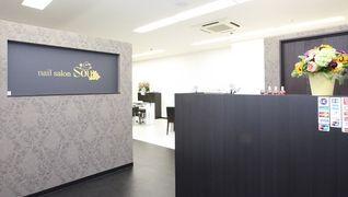 nail salon SOU 西梅田店