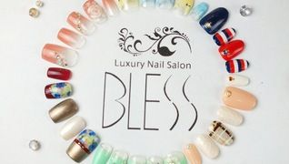 Luxury Nail Salon BLESS 仙台パルコ店
