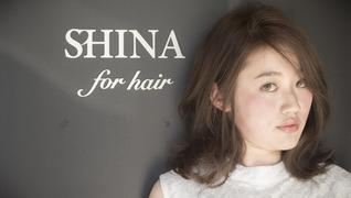 SHINA for hair 清澄白河店