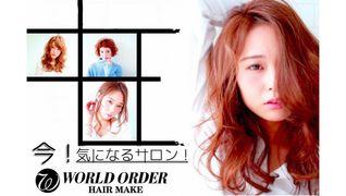 WORLD ORDER 梅田店