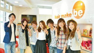 hair make be 橋本店