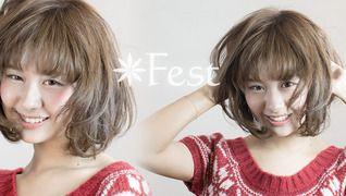 Fest hair makeup