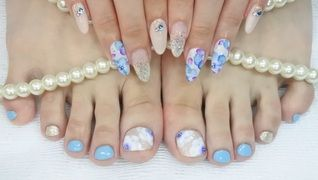 NAIL SALON MARCH 松山店
