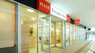 HAIR MAKE Twenty One 東久留米本店