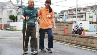介護予防ディサービス GENKINEXT-歩行訓練指導スタッフ募集-【東京都】