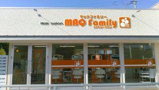 Hair salon MAQ Family 青葉店(マックファミリー)
