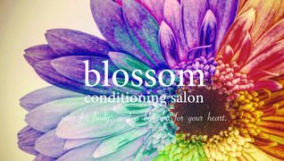 blossom conditioning salon