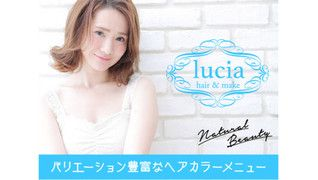 hair and make lucia 梅田茶屋町店