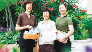 株式会社ハンド・エイド (Natural Garden 天王寺ミオプラザ店(ナチュラルガーデン))のイメージ