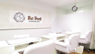 まつエク&ワックス脱毛専門店 ReFeel