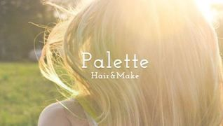 Hair Make Palette