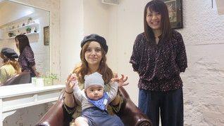 Lumie hair salon経堂店 / flower