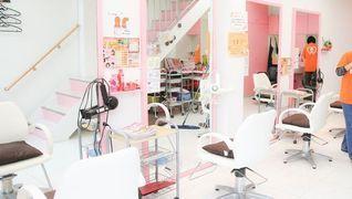 美容室ママファミリー 姪浜店