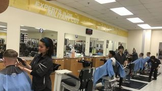 hannan Barber shop