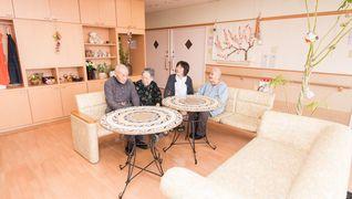 明範荘養護老人ホーム