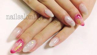 nail and eyelash salon Myu