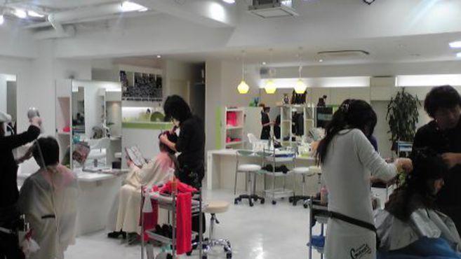 Hair salon Epris日吉店