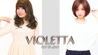 VIOLETTA  hair & space