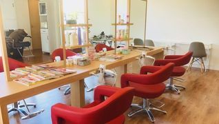 美容室 ミルキィ 久留米店