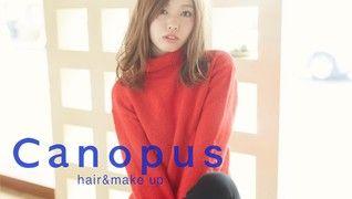 Canopus hair&make up2