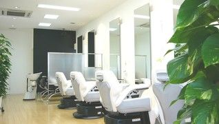 ANGEL hair salon