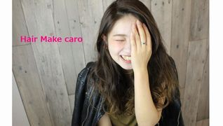 Hair make caro