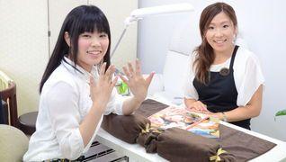アイズモア国立 eyelash&gelnail salon