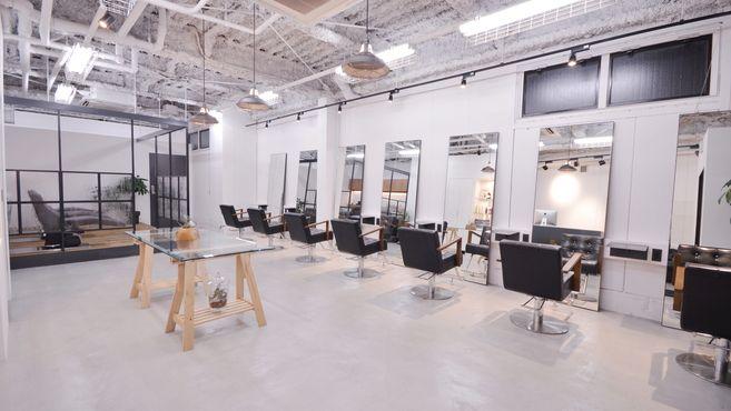 N°3 hair lounge 溝の口店