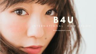 B4U hair 九条店