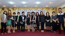 ミャンマー 海外セミナー研修  200名参加 ロート製薬とコラボレーション