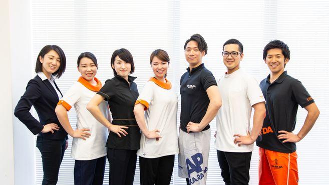 ファクトリー 飯田橋 カラダ