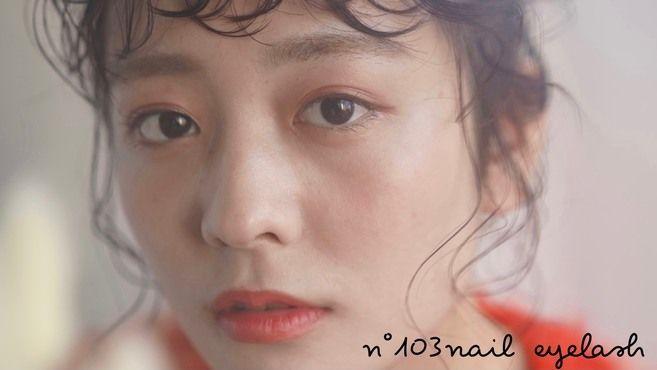 N°103【nail&eyelash】