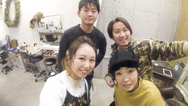 Amp Hairの美容師 スタイリストの求人 東京都江戸川区 リジョブ