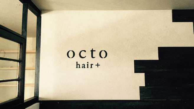 octo hair* 錦町
