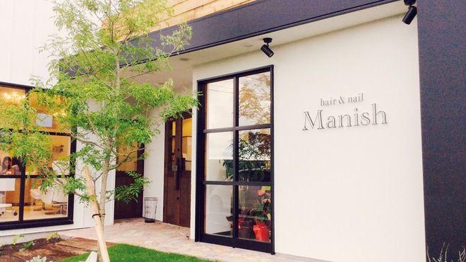 hair&nail Manish